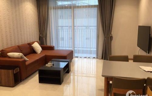 Căn hộ cao cấp vinhomes Tân Cảng 1PN full nội thất mới decor 54m2 tầng 25 tòa LM5 giá 17tr/tháng. LH: 0909800965