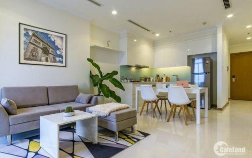 Cho thuê căn hộ 1PN, view Landmark 81, thoáng mát Vinhomes Central Park, 15.2 triệu/tháng