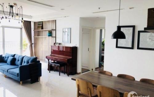 Vinhomes Tân Cảng – Cho thuê GẤP căn hộ 4 PN, view Công Viên. Giá 34 triệu/ tháng
