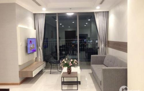 Vinhomes Central Park – Cho thuê căn hộ 2 PN nội thất chủ đầu tư. Giá thương lượng