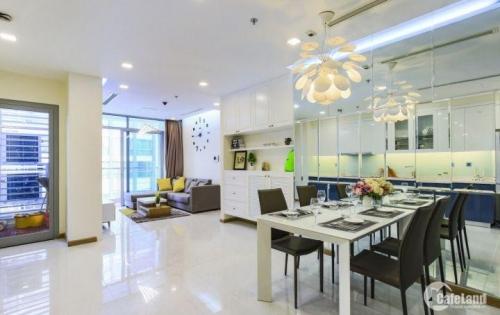 Căn hộ cao cấp Vinhomes quận Tân Bình-2PN-View sông-72m2-nội thất full mới-18,4 triệu/ tháng.