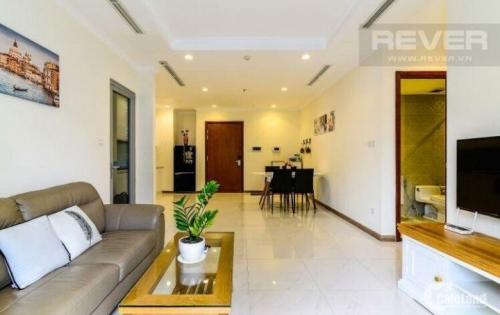 Chủ ký gửi cho thuê căn hộ 2PN, có nội thất, tầng cao, thoáng mát - Vinhomes Central Park