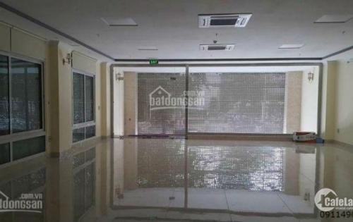 Cần cho thuê gấp sàn văn phòng 40-160m2 mặt phố Đặng Thùy Trâm,Cầu Giấy
