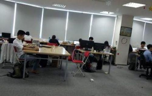 Chúng tôi cho thuê văn phòng mặt phố Phan Văn Trương dt 160m giá 180 nghìn/m2
