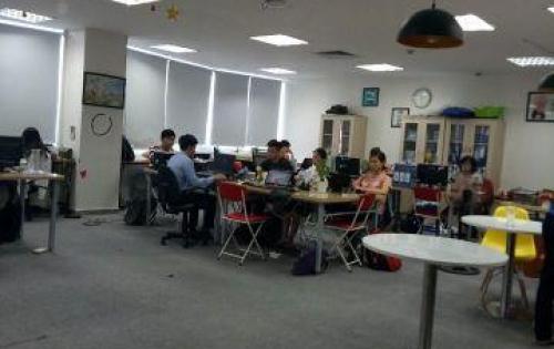 Chính chủ cho thuê văn phòng 140m2 mặt phố Đặng Thùy Trâm,Cầu Giấy, Hà Nội