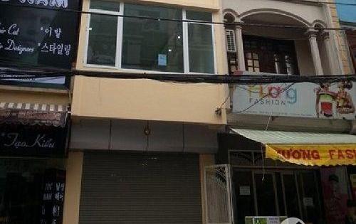 Cho thuê nhà mặt phố Tô Hiệu, 80m2 x 2 tầng, MT 6m cực đẹp.