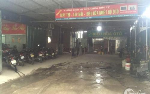 Cho thuê 600m2 nhà xưởng gần toà nhà Kengnam, mặt đường Dương Đình Nghệ, cầu giấy, Hà Nội