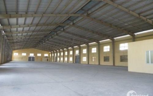 Cho thuê kho xưởng 1794m2 tại khu CN Nguyên Khê, Đông Anh Hà Nội điện nước tốt
