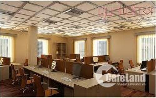 Sàn VP cho doanh nghiệp , start up nhỏ Phương Mai thông sàn 90 m2, giá hữu nghị