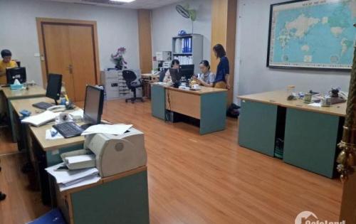 Cho thuê văn phòng giá siêu rẻ phố Phương Mai dt 90m2