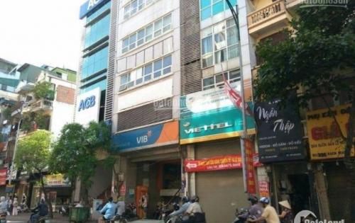 Cho thuê nhà mặt phố Đại Cồ Việt, 115m2 x 7 tầng, MT 10m cực đẹp.