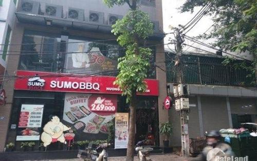 Cho thuê nhà mặt phố Tạ Quang Bửu, 110m2 x 1 tầng, MT 6m cực đẹp.