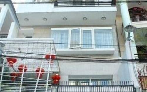 Cho thuê nhà mặt phố Triệu Việt Vương, 32m2 x 4 tầng, MT 4m cực đẹp.