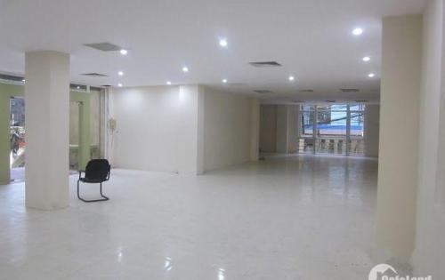 Cho thuê văn phòng diện tích 200m2, view thoáng ngay mặt phố Trần Khát Chân, LH 0978400231