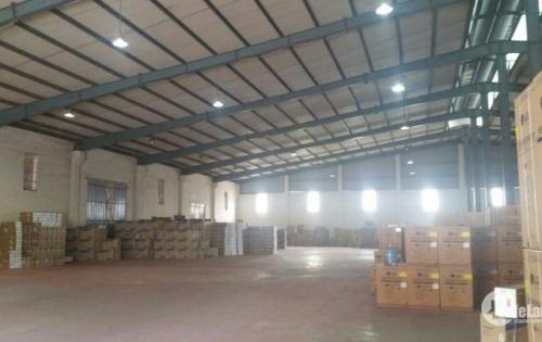 Cho thuê kho để hàng tại An Khánh, Hoài Đức Hà Nội 995m2 có thể thuê từng phần