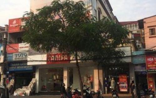 """Cho thuê vị trí kinh doanh """"tốt"""" phố Tô Hiệu, gần ngã tư cột đèn DT: 90m2, 4 tầng."""