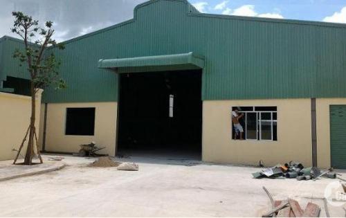 Cho thuê xưởng tại Đức Giang, Long Biên Hà Nội 204m2 khuôn viên 500m2