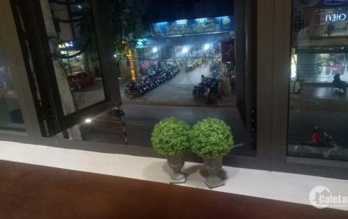Sang nhượng quán café Nguyễn Sơn mặt sàn 200m x 2 tầng.