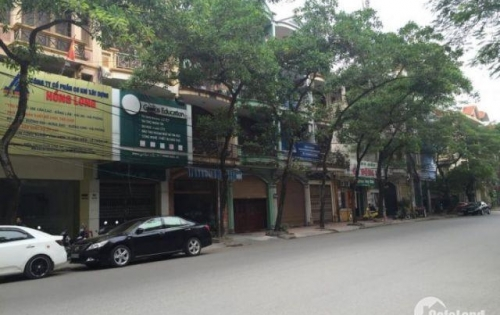 Cho thuê vị trí kinh doanh cực đẹp phố Văn Cao MT: 7,5m DTSD: 300m2, 3 tầng