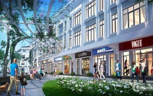 Mở bán shophouse trong TTTM Nhật tại quận 8, 4 MT đường, chỉ 800tr/thuê 45 năm