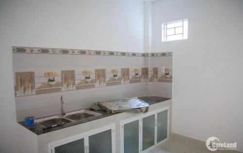Cho thuê nhà nguyên căn kv ĐH Quốc Gia, 1 trệt 1 lầu, 2 p.ngủ, hẻm bê tông rông