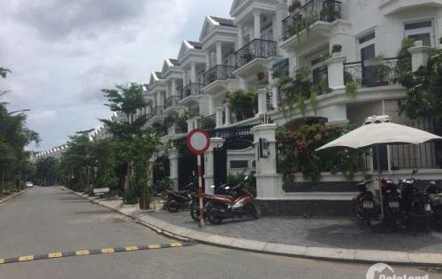 Cho thuê nhà khu vực City Land emart Phan Văn Trị 2 lầu 4 phòng ngủ.