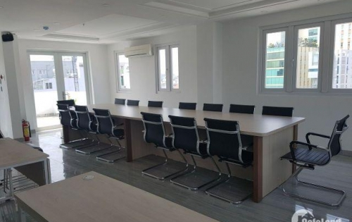 Cho thuê văn phòng Lầu 6 giá rẻ 1,000 USD/tháng quân Phú Nhuận