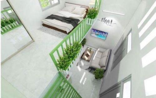Cho thuê phòng mặt tiền full nội thất Tây Thạnh, Tân Phú giá 4 triệu.
