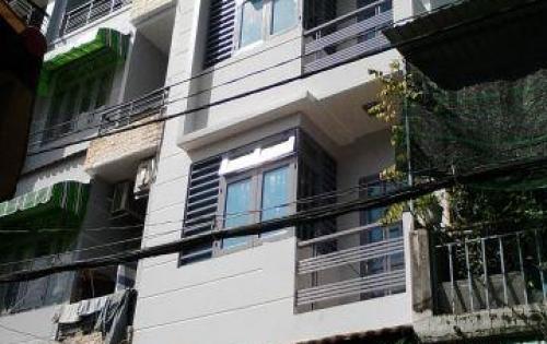 Cho thuê nhà hẻm 8m thông Đỗ Thừa Luông, 4x13m, 2 lầu, 12 triệu