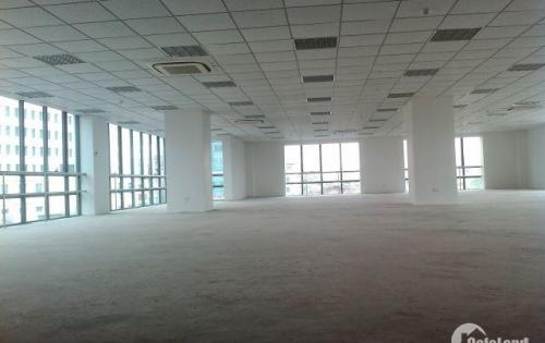Cho thuê sàn thương mại  Mỹ Đình – Phạm Hùng 200, 500, 1300 m2 giá từ 230 nghìn/m2/tháng