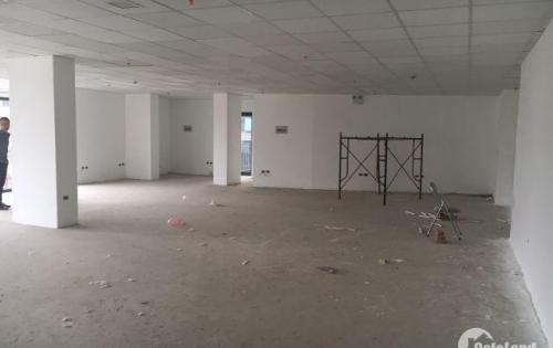 Cho thuê sàn thương mại Mỹ Đình, Phạm Hùng 200m2, 500m2, 1300 m2 giá từ 230 nghìn/m2/tháng