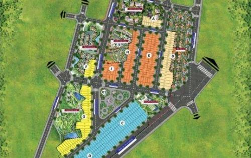 Mở bán chính thức An Nhơn Green Park, 10 lô ngoại giao