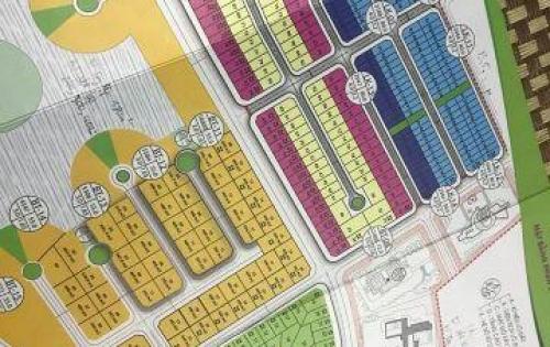 Bán gấp bt7-20 khu đô thị Phúc Ninh - TP Bắc Ninh, 24,5tr/m2
