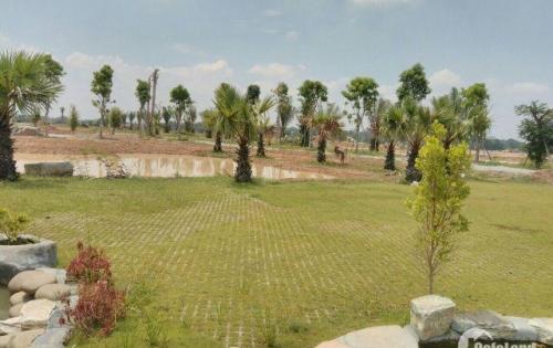 Bán đất mặt tiền đường Hùng Vương, dự án Mega City.