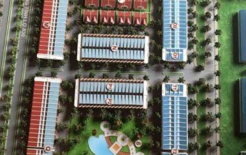 Bán đất nền dự án tại Dự án Western City, Bến Lức, Long An diện tích 100m2 giá 1100 Triệu