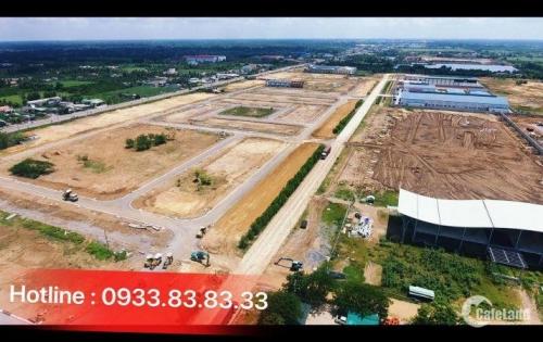 Lô đất dự án Western City MT TL 830 Bến Lức, Long An, giá cực HOT!!!