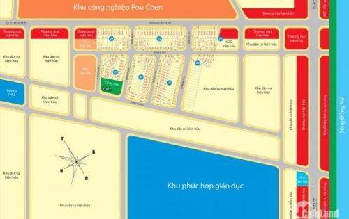 Khu đô thị Bien Hoa Newtown 2 mặt tiền Nguyễn Thị Tồn chính thức mở bán
