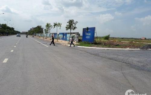 Nền đất đối diện kênh lớn nhất KĐT Long Hưng, giá đầu tư