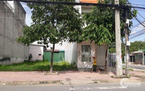 Bán đất kinh doanh mặt tiền đường Huỳnh Văn Nghệ