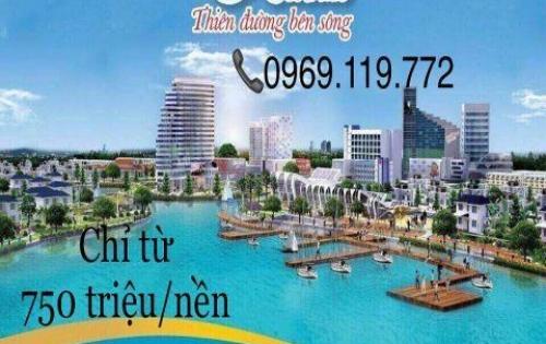 Công ty Kim Oanh cho nhận đặt chỗ dự án ven sông mới tại Tp. Biên Hòa. LH: 0969.119.772