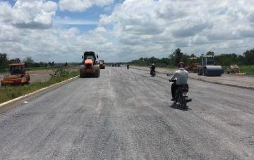 Bán đất TP.Biên Hòa,mặt tiền đường lớn,thổ cư 100%,sổ riêng