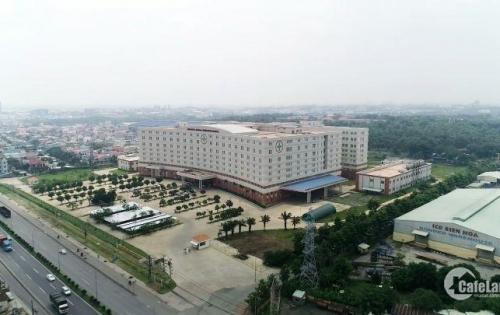 Đất nền mặt tiền đường Long Hưng-Phước Tân,Biên Hoà,ĐN,80m2