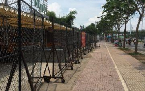 Bán lô đất mặt tiền cực đẹp đường Phạm Văn Đồng, p13, Bình Thạnh, 4000m2 giá 130 tỷ.