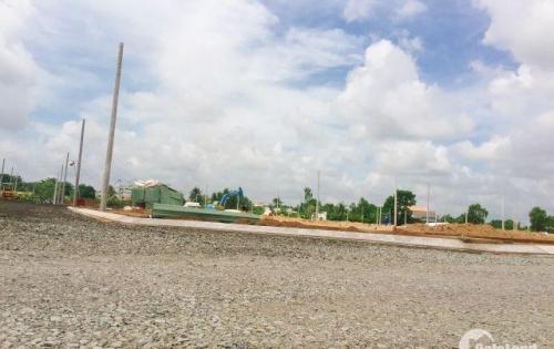 Bán đất KCN Cầu tràm