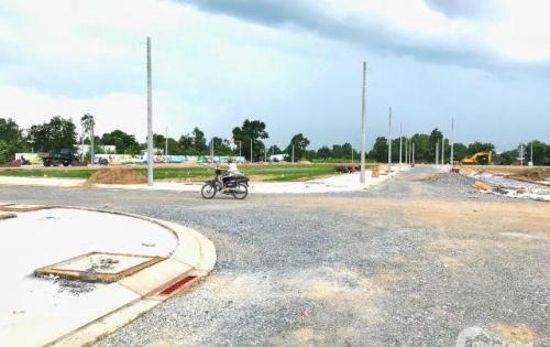 Đất nền dự án Luxury Central ( ngay ngã tư Phước Lý ), SHR Cần Giuộc, Long An.