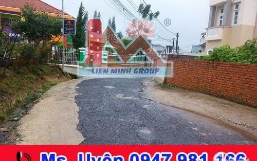 Bán đất đường Cao Bá Quát, Phường 7, đà lạt giá 4.65 tỷ. LH: 0947 981 166