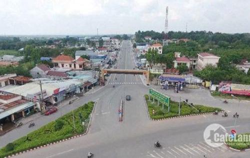 (Chính Chủ) Bán Gấp Lô Góc 600m2 MT Chợ SHR.T.Cư + 24p.trọ sat KCN đang cho Thuê Kín. Gia chỉ 900tr
