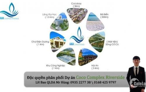 Bán Gấp lô đất cuối cùng của DA Coco Complex River !!!