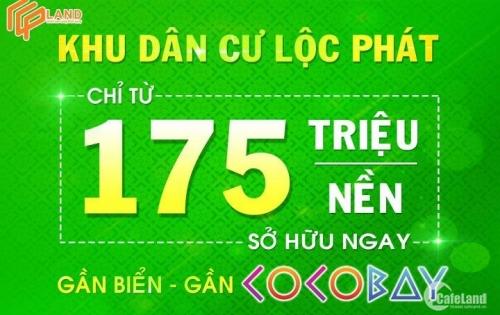 Trường Gia Phát Land mở bán Khu dân cư Lộc Phát giá rẻ chỉ từ 175tr/30%