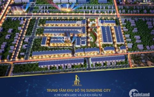 Chiết Khấu Khủng Cơ Hội Sinh Lời Cực Cao Sunshine City